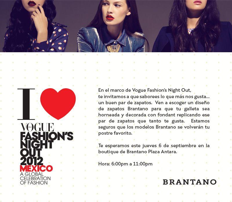 Brantano en la FNO 2012 en Antara Fashion Hall