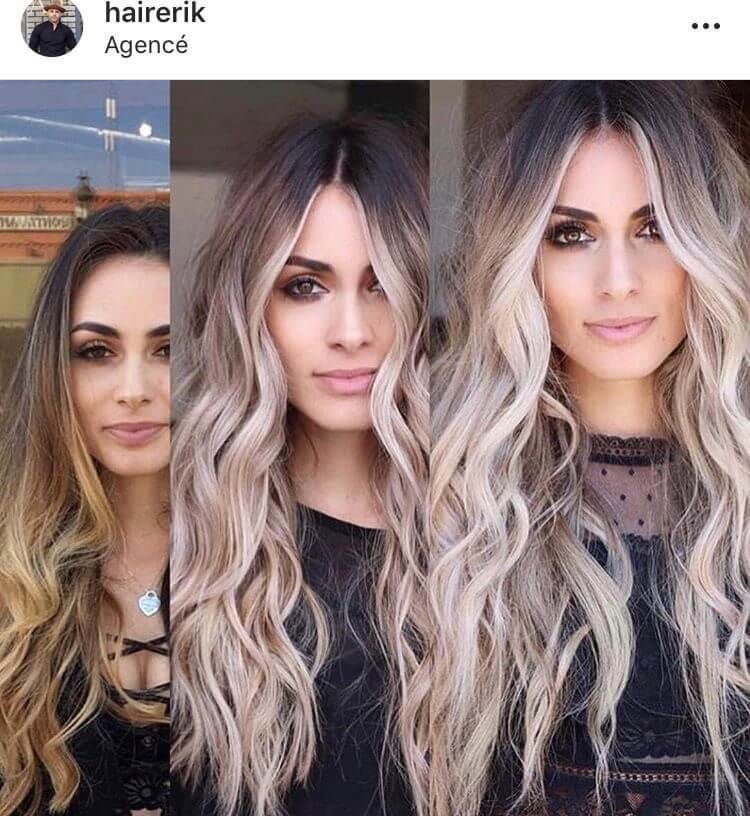 Blonde Hairstyle Transformations Bunnies Beauty Photoshoot All The Stuff I Care About Balayage Hair Blonde Brunette To Blonde Blonde Hair Transformations