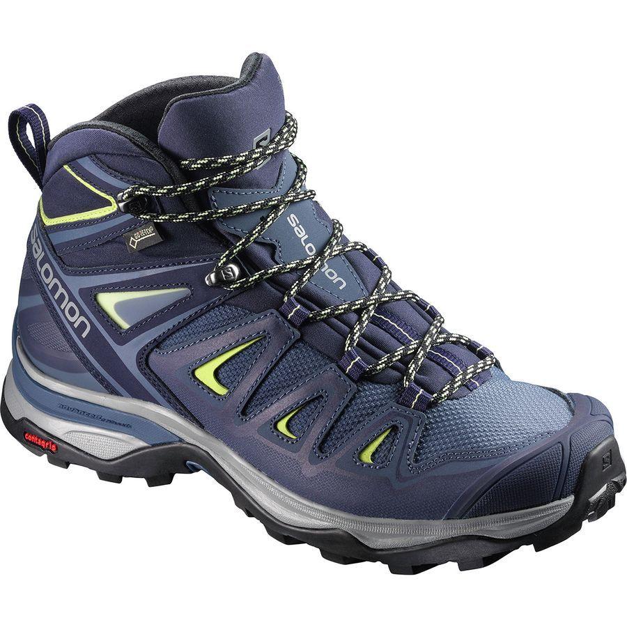 Salomon X Ultra 3 Prime (Gris) Chaussures de sport chez
