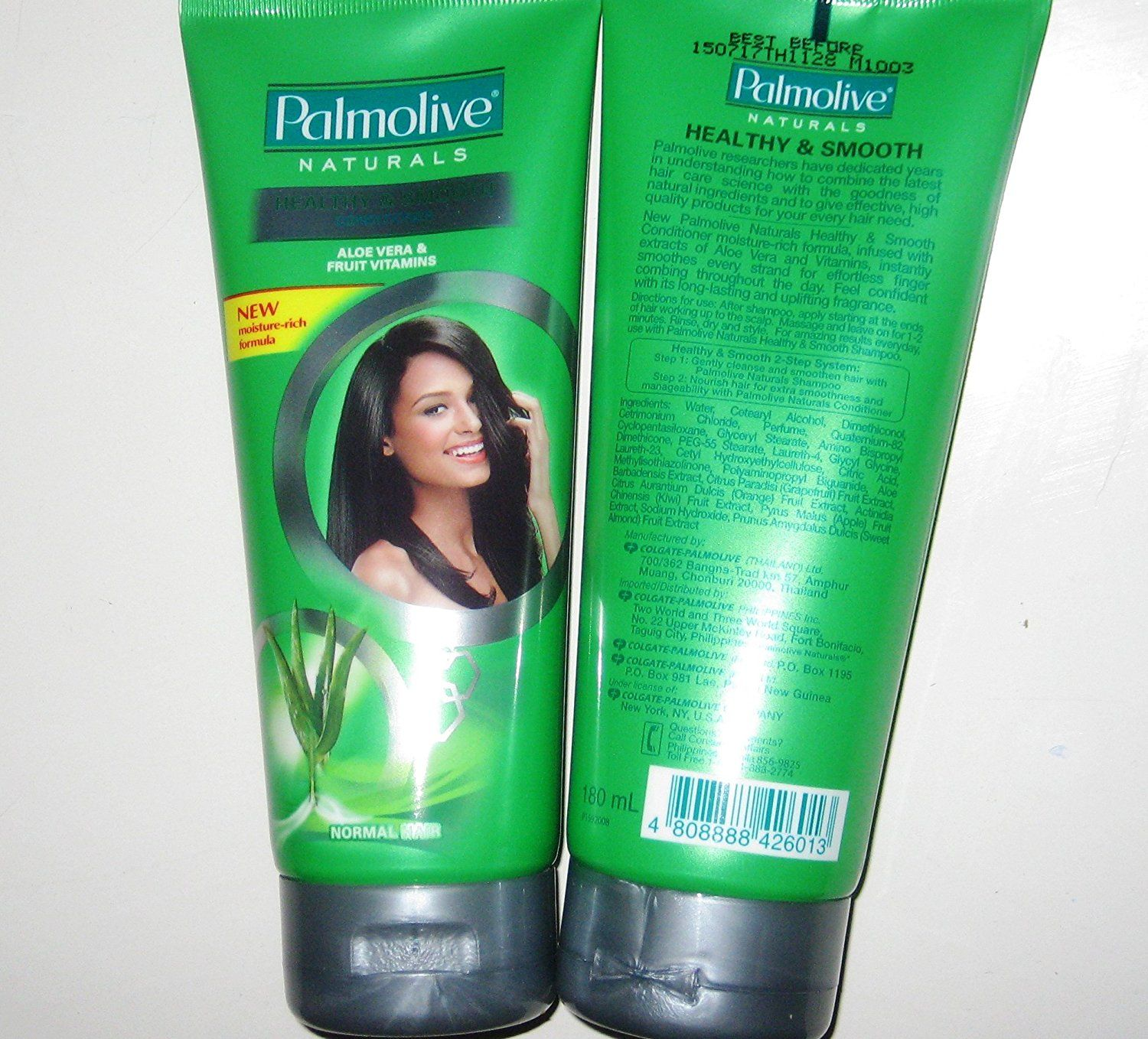 Lot Of 2 Palmolive Naturals Conditioner Healthy And Smooth For
