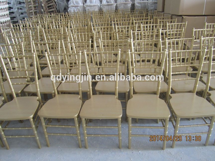 Banquet Chairs Gold Bamboo Restaurant For Used
