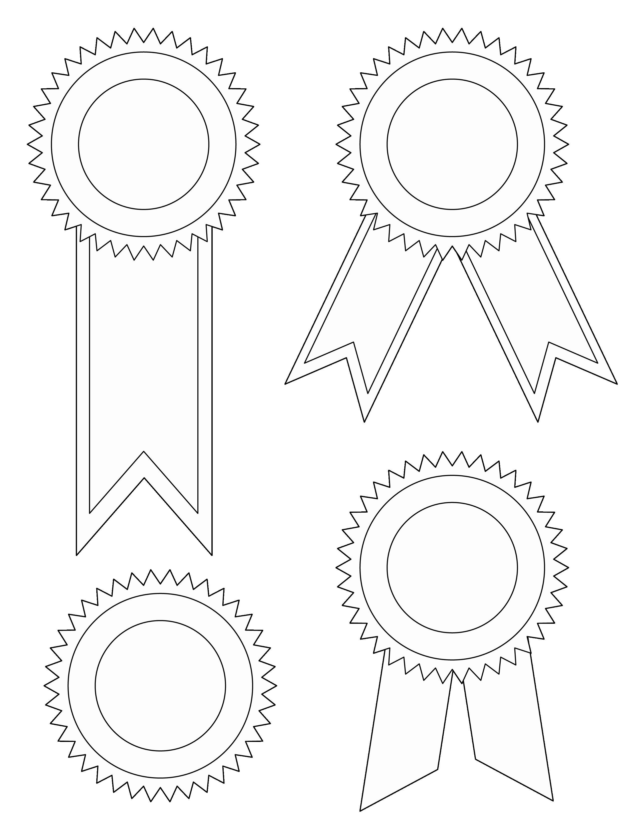 Free Printable Award Ribbons Fresh 8 Best Of Printable Prize Ribbons Award Ribbon Award Ribbons Award Ribbon Award Template