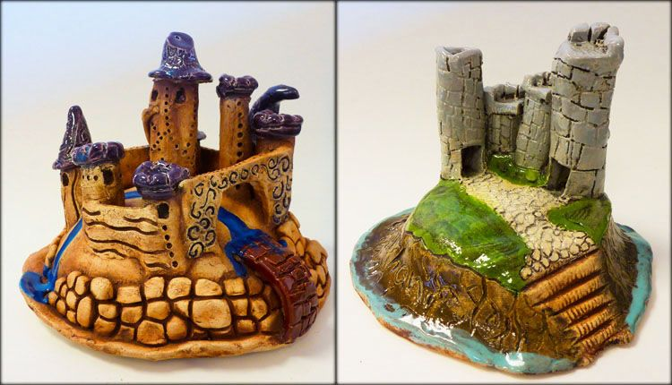 A GREAT collection of High School level ceramics ideas ...