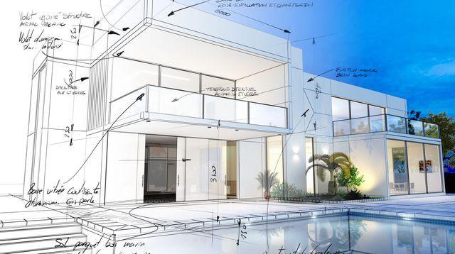 Construction maison  réaliser son projet en 5 points clés - aide pour construire une maison