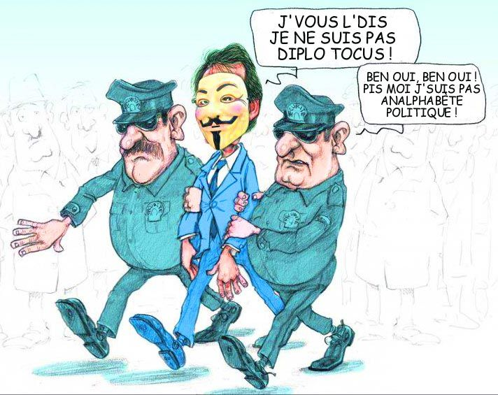:: ''RIZONS '' UN PEU DE SOI !    Alors que les lois répressives s'accumulent à 'mourial, qwebec & attawa'...    Quand on a contre soi, le pouvoir, l'argent, la force, la radio, la télévision, les journaux, la loi, le nombre, la mafia, le lobby sioniste, les orangistes, le poids de ce qui a été et de ce qui est, en plus des « laissez faire, ça fait mon affaire » ; il est normal de ne pas gagner mais compréhensible de résister