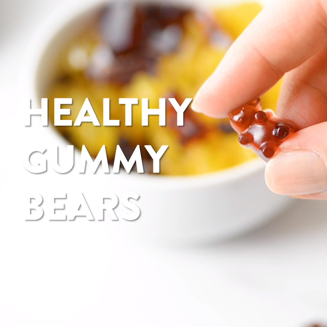 Healthy Gummy Bears