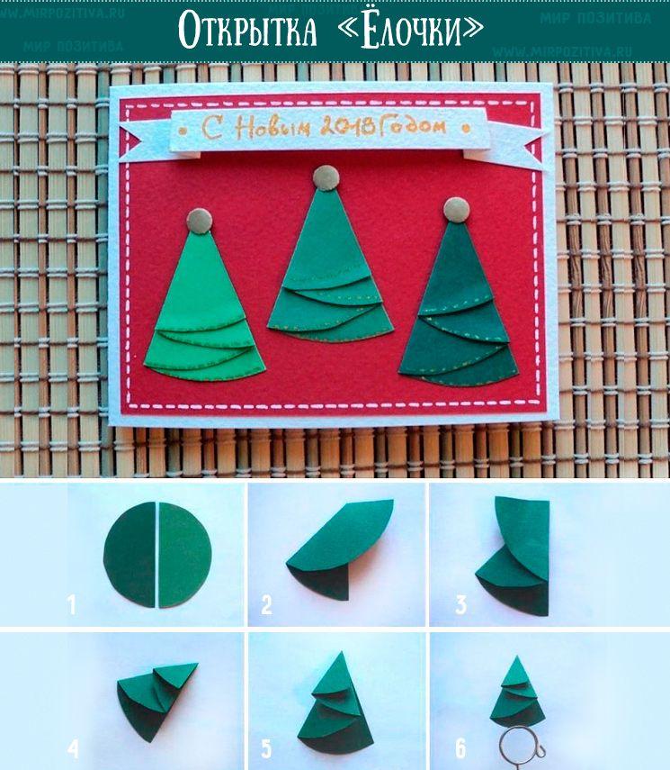 Елка из бумаги на открытки, анимашки павлины