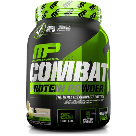 Health Products Muscle Pharm Workout Protein Whey