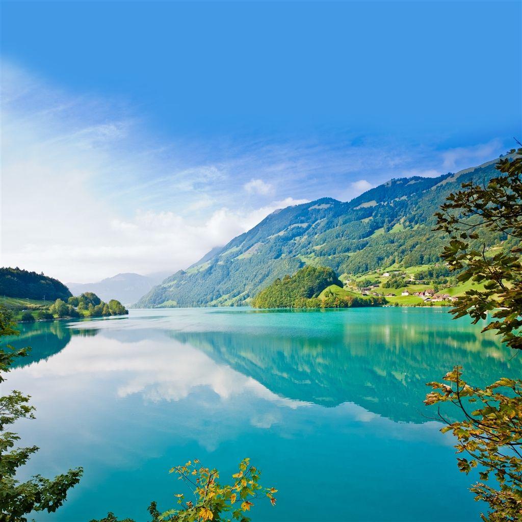 Peace Lake #iPad #Air #Wallpaper
