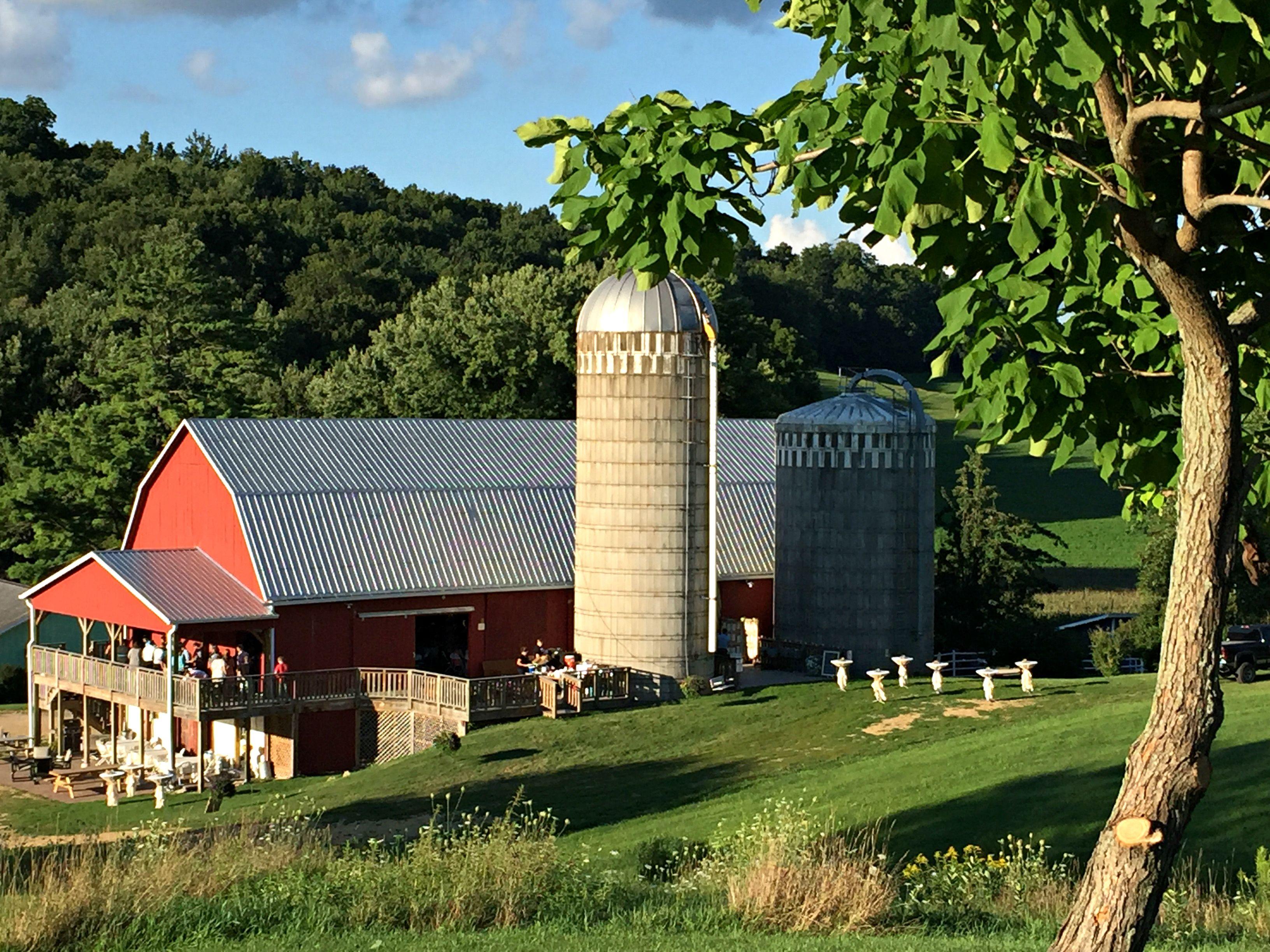 Elegant Barn Wisconsin Wedding Venue Barn, Wedding
