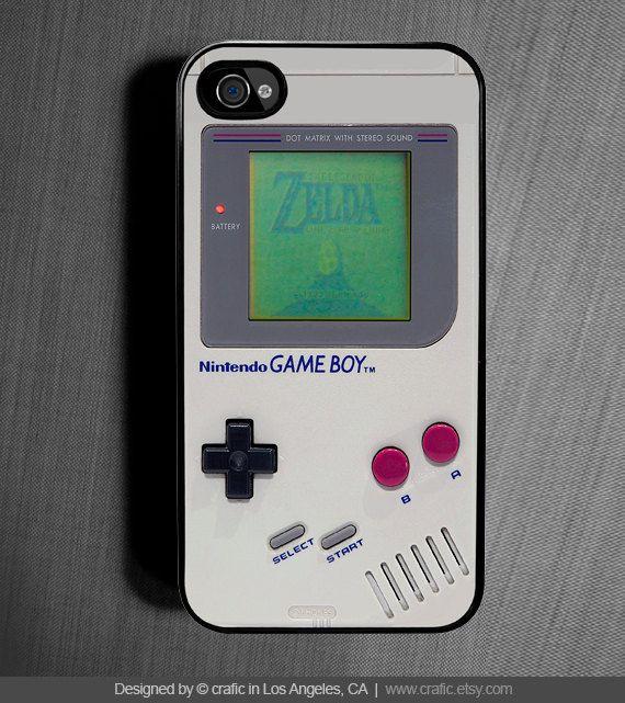 carcasa game boy iphone 6