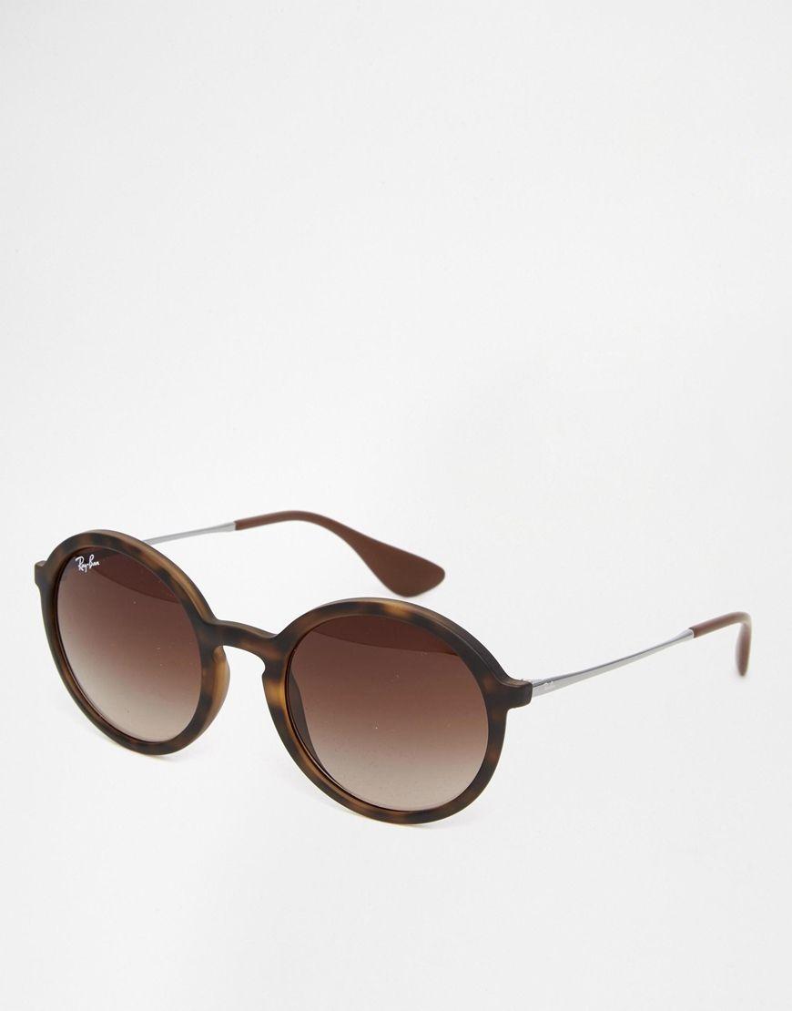 Ray-Ban - Lunettes de soleil rondes   outfit ideas   Pinterest c213fb57bada