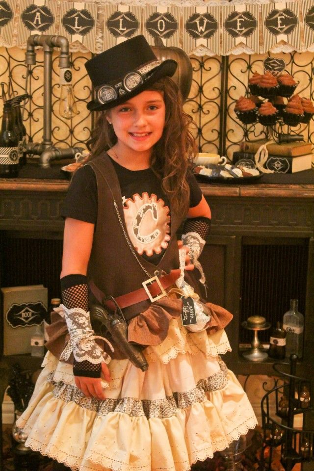 Anders Ruff Custom Designs Llc A Steampunk Halloween Party