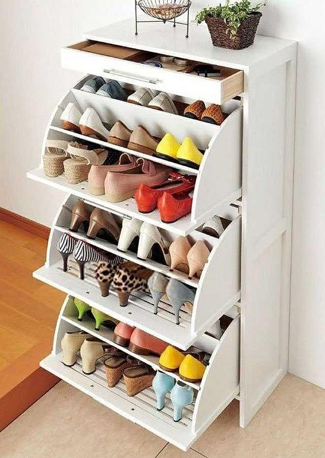 ikea shoe drawers holds 27 pairs