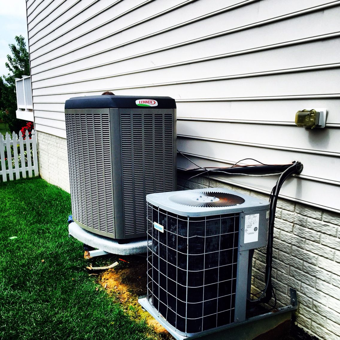 Does your ac need replacing or service? Call today 888829