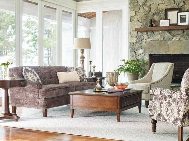 Rachael Ray By Craftmaster Living Room Sofa   Tyndall Furniture Galleries,  INC   Charlotte, Mooresville, Pineville NC And Fort Mill, SC
