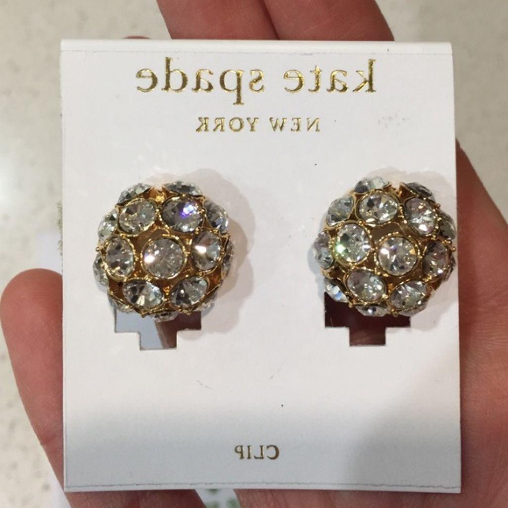 Kate Spade Clip On Earrings Home Pinterest Clip On Earrings