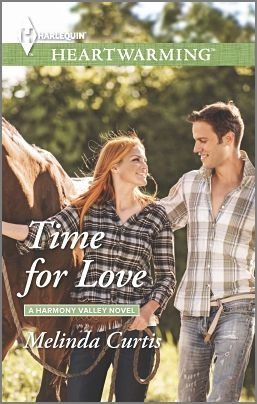 Time for Love (A Harmony Valley Novel) by Melinda Curtis (August 2015) | http://www.harlequin.com/storeitem.html?iid=59859&cid=3302