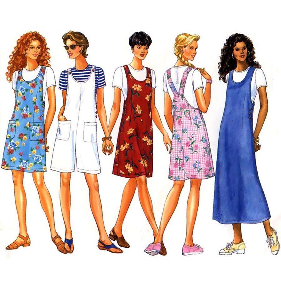 167 Butterick 4439 Womens Plus Size Jumpsuit Jumper Top Romper size ...