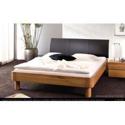 Photo of Hasena massief houten bed Oak-Line Modul 18, hoofdeinde Ripo, voeten Tonna HasenaHasena