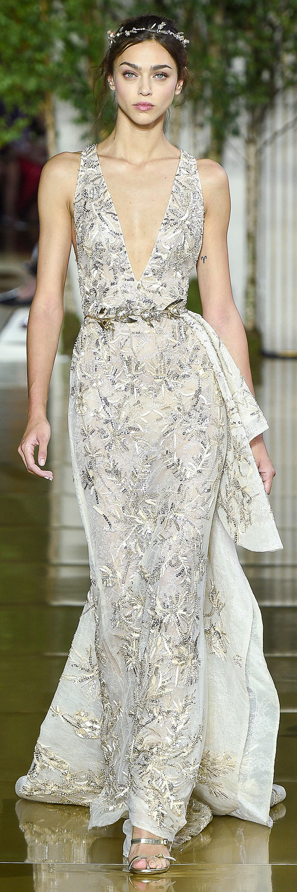 Zuhair murad fall winter haute couture collection couture