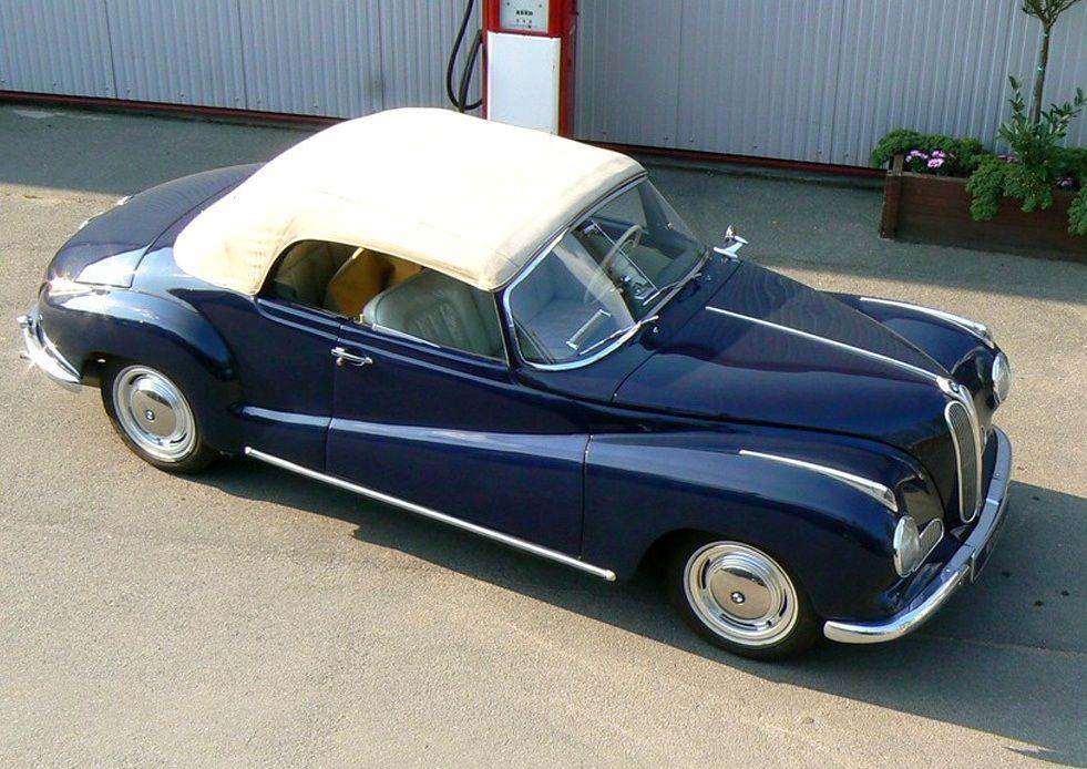 Bmw Car Made Http Facecarsx Com Bmw The Baroque Angel The First Car ...