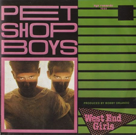 May 10 1986 The Pet Shop Boys Went To No 1 On The Us Singles