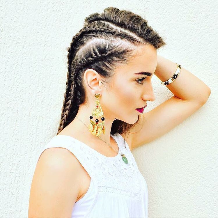 Trenzas Africanas 70 Peinados Que Sacaran Tu Lado Mas Tribal Hair