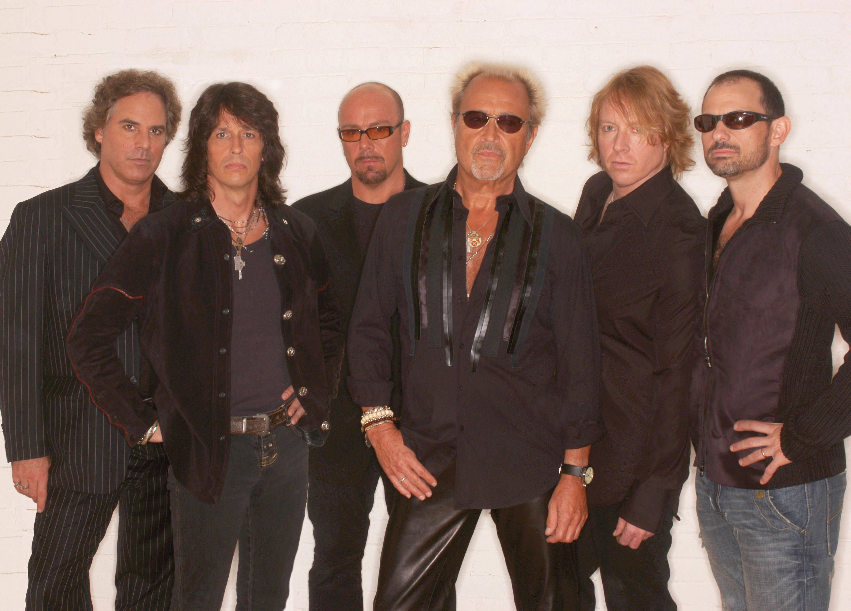 foreigner band members