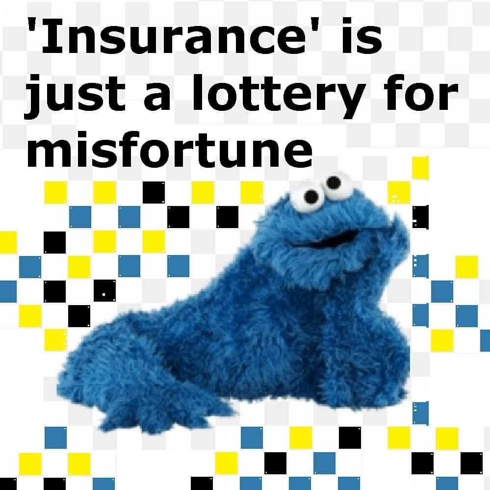 Insurance Insurancememe Insurancememes Economymemes Marketmemes Sesamestreetmemes Cookiemonster Cookiemonster In 2020 Deep Memes Sesame Street Memes Edgy Memes
