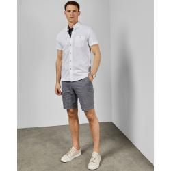 Photo of Cotton shorts with cross embroidery Ted BakerTed Baker