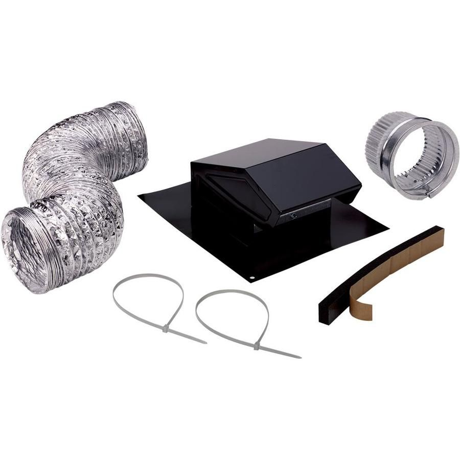Broan Metal Roof Vent Kit Bathroom Vent Roof Vents Roof Vent Cap