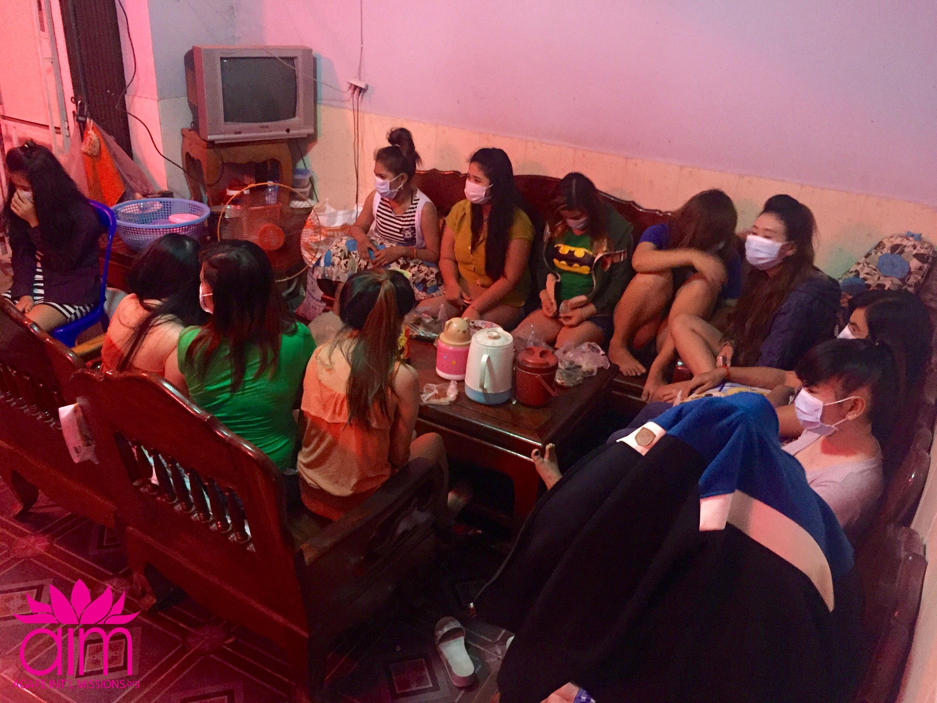 Whores Battambang