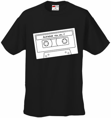 Awesome Mix Volume 1 T-Shirt