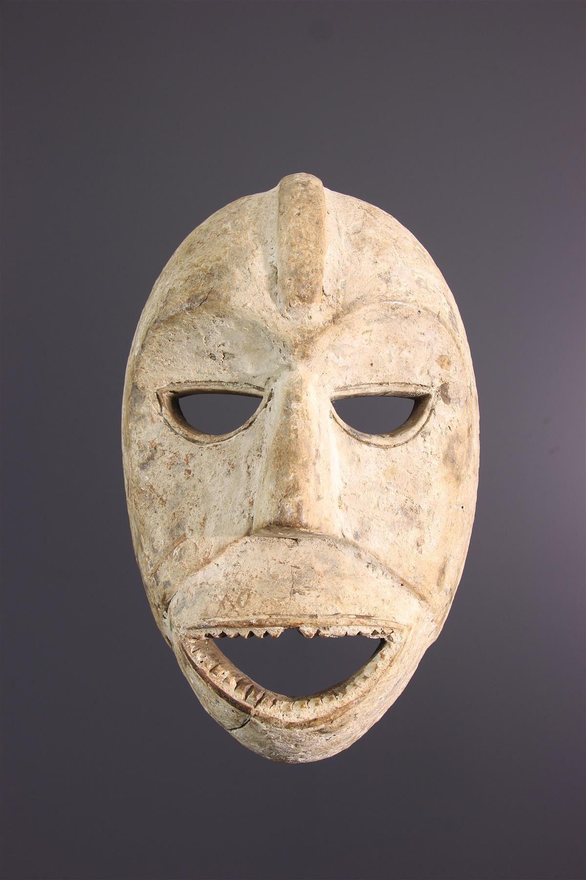 Masque Okwa Idoma En 2020 Art Africain Masques Africains Masque