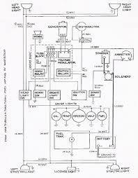 Hot Rod Wiring Diagram : wiring, diagram, Ammeter, Wiring, Diagram, Schematics, Trailer, Light, Wiring,, Electrical, Diagram,