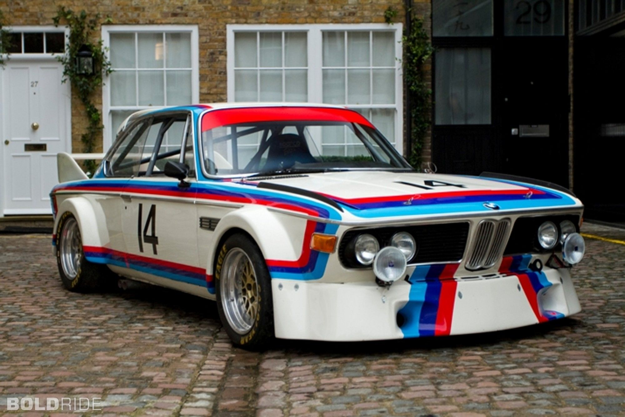 bmw 3 0 csl group 2 spec not so old sports cars. Black Bedroom Furniture Sets. Home Design Ideas