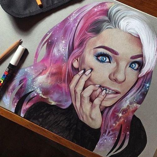 Art by @bokkei by @daily.artz http://bit.ly/1L407Wm