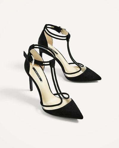 Collection Escarpins Chaussures Tout Vinyle Noirs En Ss Femme Voir 76vbgyfY