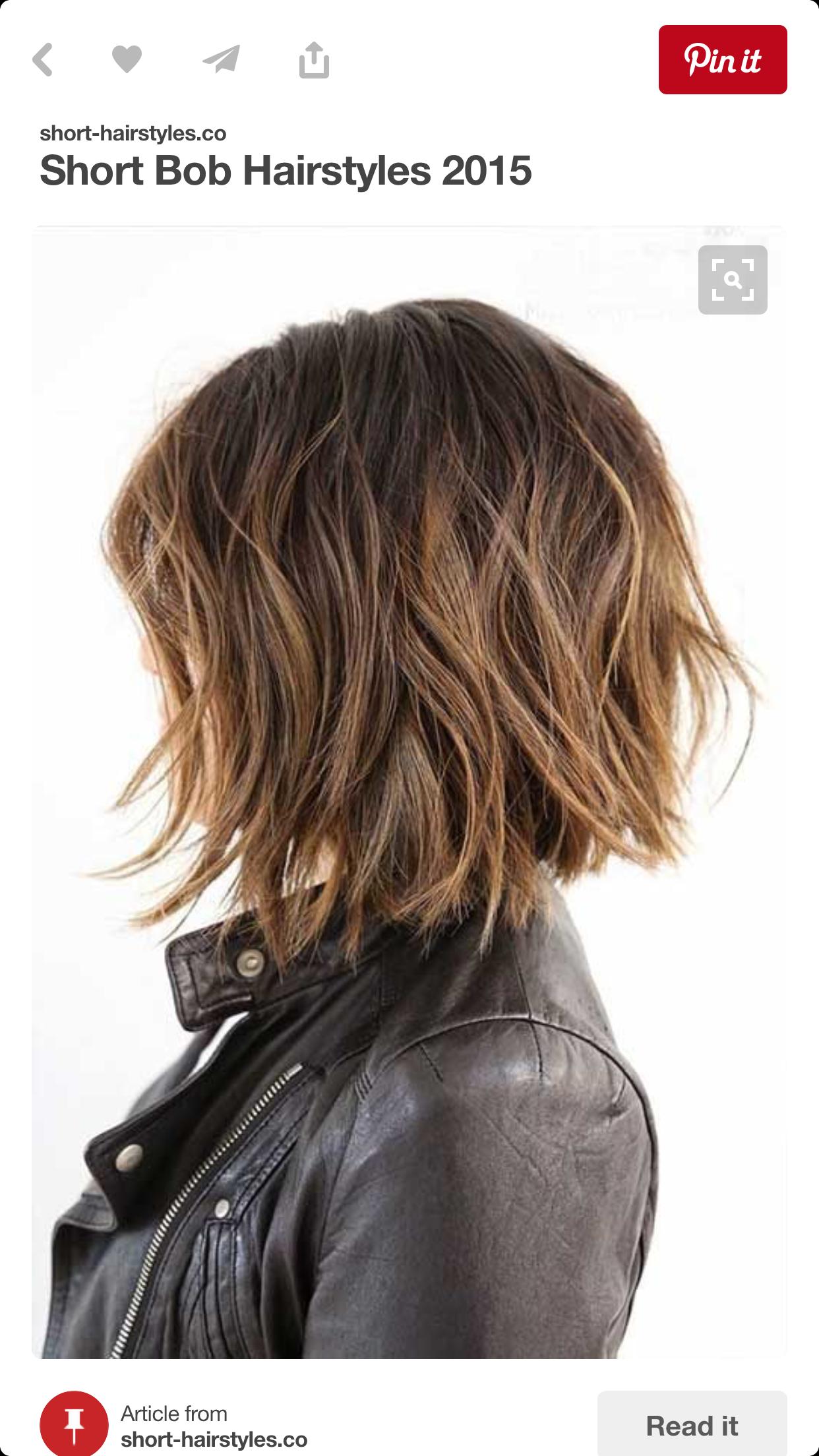 Pin by andrea gleason on hair cut pinterest hair cuts hair