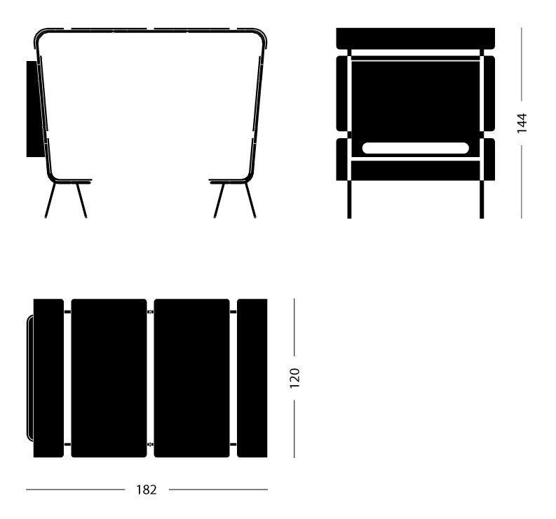 Good OTTAWA Kids Bench By MADE DESIGN Design Emiliana Design Studio Nice Design