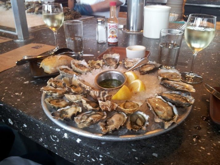 Love me some Hog Island in San Fran.