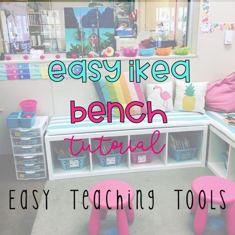 Easy Ikea Bench Tutorial - Easy Teaching Tools