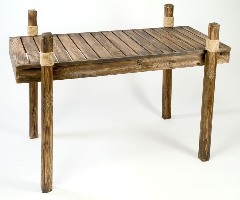 Wooden Dock Table Boat dock Boating and Shapes