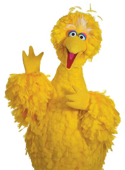 Everyone Has A Sesame Street Character That Matches Their Personality Here S Yours Big Bird Sesame Street Big Bird Bird Wallpaper
