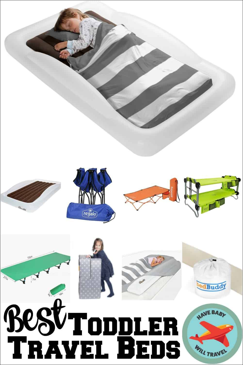 Shopping For A Portable Toddler Bed For Travel You Ll Want It To