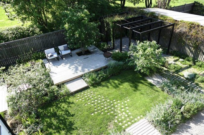 Dagens hemnetgodis! Arkitektens Trädgård