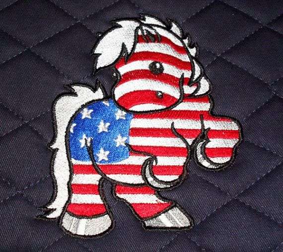 Patriotic Pony by spiffychicken on DeviantArt
