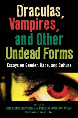 Draculas Vampires And Other Undead Forms Essays On Gender Race And  Draculas Vampires And Other Undead Forms Essays On Gender Race And Culture   Niftywarehousecom Niftywarehouse Dracula Vampires Classic Essay On Photosynthesis also Good Persuasive Essay Topics For High School Persuasive Essay Ideas For High School