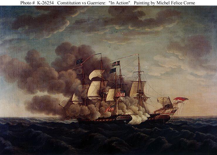 I am an Old Sea Dog: War of 1812 Veteran Peter Ulrick